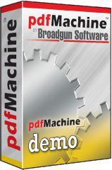 pdfMachine demo