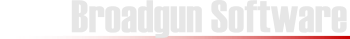Broadgun Software logo